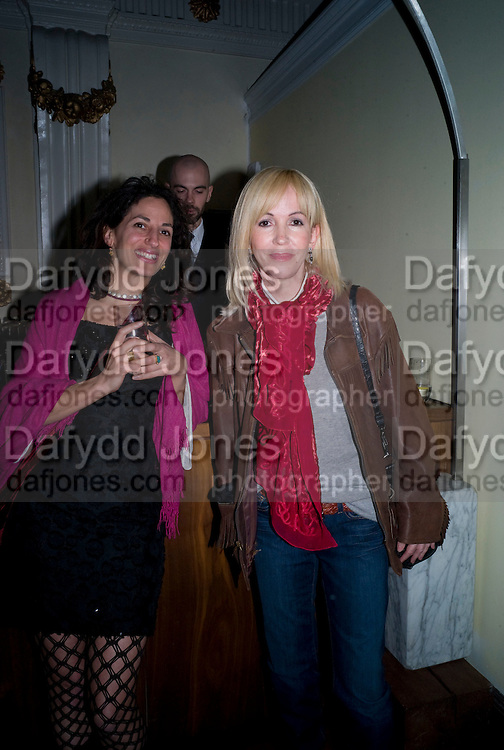JASMINE DELLAL; SALLY GREENE, David Tang and Nick Broomfield host  a reception and screening of Ghosts. On the Fifth anniversary of the Morecambe Bay Tragedy to  benefit the Morecambe Bay Children's Fund. The Electric Cinema. Portobello Rd. London W11. 5 February 2009 *** Local Caption *** -DO NOT ARCHIVE -Copyright Photograph by Dafydd Jones. 248 Clapham Rd. London SW9 0PZ. Tel 0207 820 0771. www.dafjones.com<br /> JASMINE DELLAL; SALLY GREENE, David Tang and Nick Broomfield host  a reception and screening of Ghosts. On the Fifth anniversary of the Morecambe Bay Tragedy to  benefit the Morecambe Bay Children's Fund. The Electric Cinema. Portobello Rd. London W11. 5 February 2009