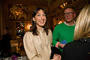 SAMANTHA CAMERON; GILES DEACON, Kate Grand hosts a Love Tea and Treasure hunt at Flash. Royal Academy. Burlington Gardens. London. 10 december 2008 *** Local Caption *** -DO NOT ARCHIVE-© Copyright Photograph by Dafydd Jones. 248 Clapham Rd. London SW9 0PZ. Tel 0207 820 0771. www.dafjones.com.<br /> SAMANTHA CAMERON; GILES DEACON, Kate Grand hosts a Love Tea and Treasure hunt at Flash. Royal Academy. Burlington Gardens. London. 10 december 2008
