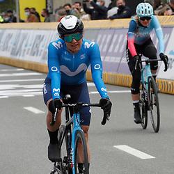 14-04-2021: Wielrennen: Brabantse Pijl women: Overijse: Leah Thomas