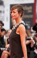 Actress Valeria Bilello at the gala screening for the film Everest and opening ceremony at the 72nd Venice Film Festival, Wednesday September 2nd 2015, Venice Lido, Italy.