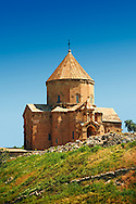 10th century Armenian Orthodox Cathedral of the Holy Cross on Akdamar Island, Lake Van Turkey 72 .<br /> <br /> If you prefer to buy from our ALAMY PHOTO LIBRARY  Collection visit : https://www.alamy.com/portfolio/paul-williams-funkystock/lakevanturkey.html<br /> <br /> Visit our TURKEY PHOTO COLLECTIONS for more photos to download or buy as wall art prints https://funkystock.photoshelter.com/gallery-collection/3f-Pictures-of-Turkey-Turkey-Photos-Images-Fotos/C0000U.hJWkZxAbg