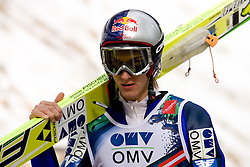 SCHLIERENZAUER Gregor, SV Innsbruck-Bergisel, AUT  during Flying Hill Team Trial Round at 4th day of FIS Ski Flying World Championships Planica 2010, on March 21, 2010, Planica, Slovenia.  (Photo by Vid Ponikvar / Sportida)