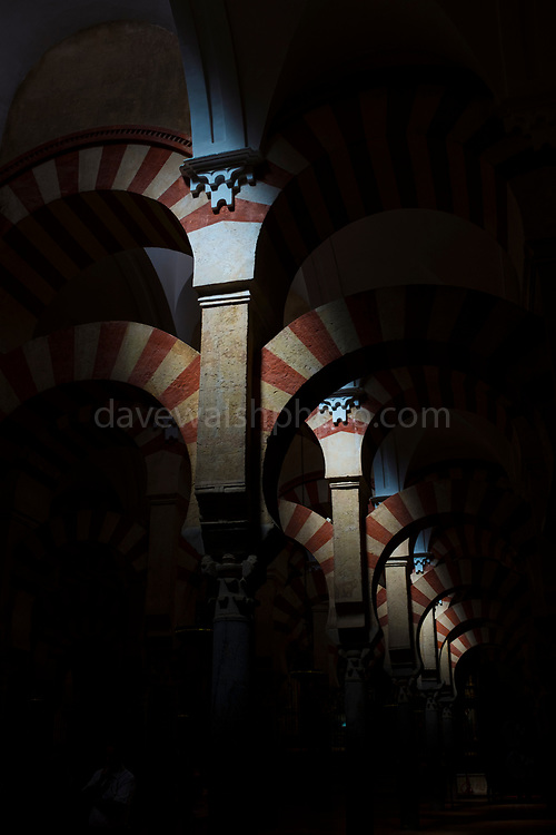 """Mezquita: The Great Mosque–Cathedral of Cordoba, Andalusia, Spain This mage can be licensed via Millennium Images. Contact me for more details, or email mail@milim.com For prints, contact me, or click """"add to cart"""" to some standard print options."""