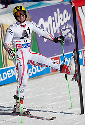 23.10.2011, Rettenbachferner, Soelden, AUT, FIS World Cup Ski Alpin, Herren, Riesenslalom, im Bild Marcel Hirscher (AUT) // during Mens ginat Slalom at FIS Worldcup Ski Alpin at the Rettenbachferner in Solden on 23/10/2011. EXPA Pictures © 2011, PhotoCredit: EXPA/ Johann Groder
