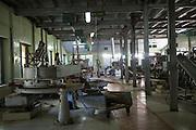 Mackwoods tea estate factory, Nuwara Eliya, Central Province, Sri Lanka, Asia