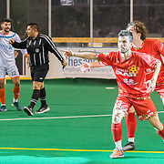 The Baltimore Blast defeat the Florida Tropics 7-1