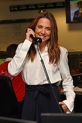 September 12, 2018 - London, England, United Kingdom - 9/11/18.Melanie Chisholm at the 14th Annual BGC Charity Day at BGC Partners in Canary Wharf, London, England, UK. (Credit Image: © Starmax/Newscom via ZUMA Press)