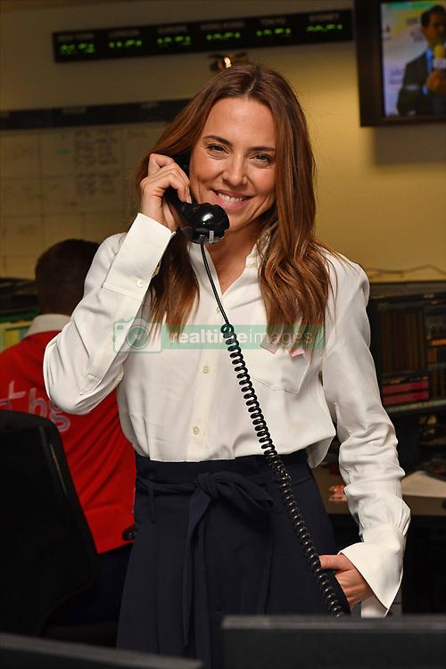 September 12, 2018 - London, England, United Kingdom - 9/11/18.Melanie Chisholm at the 14th Annual BGC Charity Day at BGC Partners in Canary Wharf, London, England, UK. (Credit Image: © Starmax/Newscom via ZUMA Press)