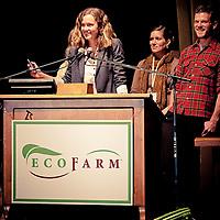 Esalen at EcoFarm Conference