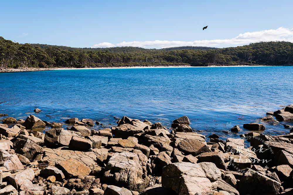 Fortescue Bay, Day 4, 3 Capes Walk, Tasman National Park, Tasmania, Australia