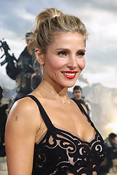 "Elsa Pataky attends the premiere of ""12 Strong"" at Jazz at Lincoln Center's Frederick P. Rose Hall in New York"