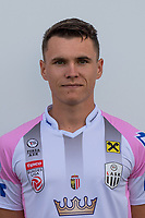Download von www.picturedesk.com am 16.08.2019 (13:58). <br /> PASCHING, AUSTRIA - JULY 16: Dominik Reiter of LASK during the team photo shooting - LASK at TGW Arena on July 16, 2019 in Pasching, Austria.190716_SEPA_19_026 - 20190716_PD12463