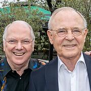 NLD/Hoofddorp/20190603 - 39ste Society Lunch, Ronnie Tober en partner Jan Jochems