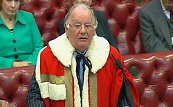 File photo dated 13/10/09 of Lord Martin of Springburn, former speaker of the House of Commons, who has died, his family said. The 72-year-old died on Sunday morning after a short illness, his son Paul Martin confirmed.