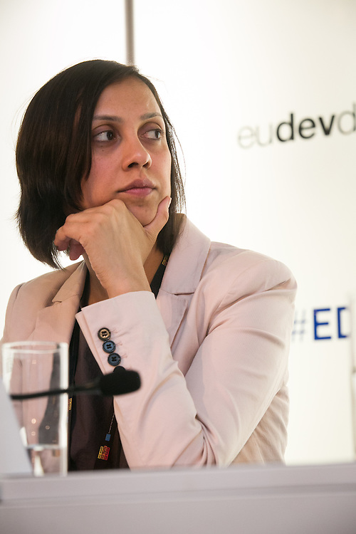 03 June 2015 - Belgium - Brussels - European Development Days - EDD - Gender - Women's empowerment - Key lessons for financing and measuring gender equality - Zohra Khan , Policy Advisor , United Nations Entity for Gender Equality and the Empowerment of Women © European Union