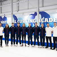 Team GB Curling Press Conference 14.10.21