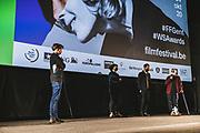 Q&A - International Shorts II i.a.v. de regisseurs