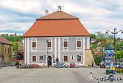Muzeum im. Stanisława Fischera w Bochni.<br /> Stanisław Fischer museum in Bochnia.