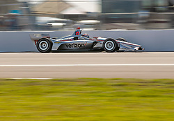 March 9, 2019 - St. Petersburg, FL, U.S. - ST. PETERSBURG, FL - MARCH 09: Team Penske driver Will Power (12) of Australia during the NTT IndyCar Series - Firestone Grand Prix Qualifying on Ma rch 9 in St. Petersburg, FL. (Photo by Andrew Bershaw/Icon Sportswire) (Credit Image: © Andrew Bershaw/Icon SMI via ZUMA Press)