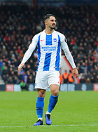 Beram Kayal (7) of Brighton and Hove Albion during the The FA Cup 3rd round match between Bournemouth and Brighton and Hove Albion at the Vitality Stadium, Bournemouth, England on 5 January 2019.