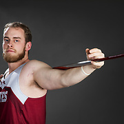 Tom Endean '18<br /> The Bates men and women's track and field team shot on January 12, 2018.