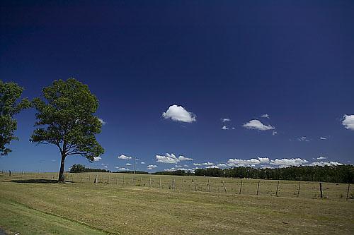 South America, Uruguay, Rocha, Maldonado, along Ruta 9, Route