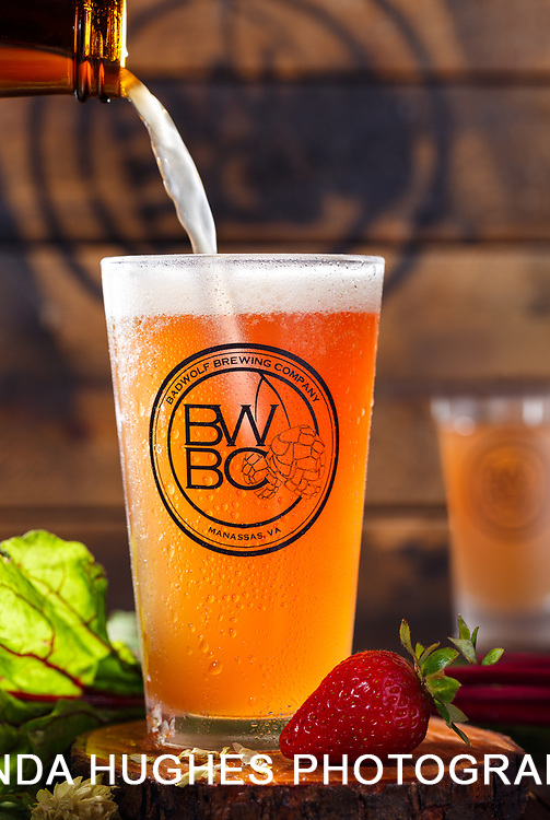 Stylized Beer Photography