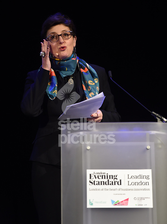 Evening Standard: Leading London event at Here East, London<br /> Picture by Daniel Hambury/Stella Pictures Ltd 07813022858<br /> 09/10/2017
