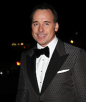 David Furnish Grey Goose Character & Cocktails The Elton John AIDS Foundation Winter Ball, Maison de Mode, London, UK, 30 October 2010: For piQtured Sales contact: Ian@Piqtured.com +44(0)791 626 2580 (picture by Richard Goldschmidt)