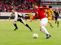 Fotball, UEFA-Cup, 02 August 2007, Brann - Carmarthen Town, Robbie Winters, Brann.<br /> <br /> Foto: Kjetil Espetvedt, Digitalsport.
