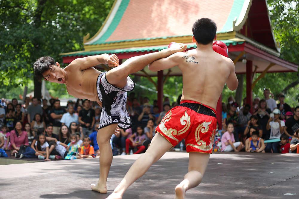 May 28, 2016: Thai Culture & Food Festival 2016 at The Buddhist Center of Dallas