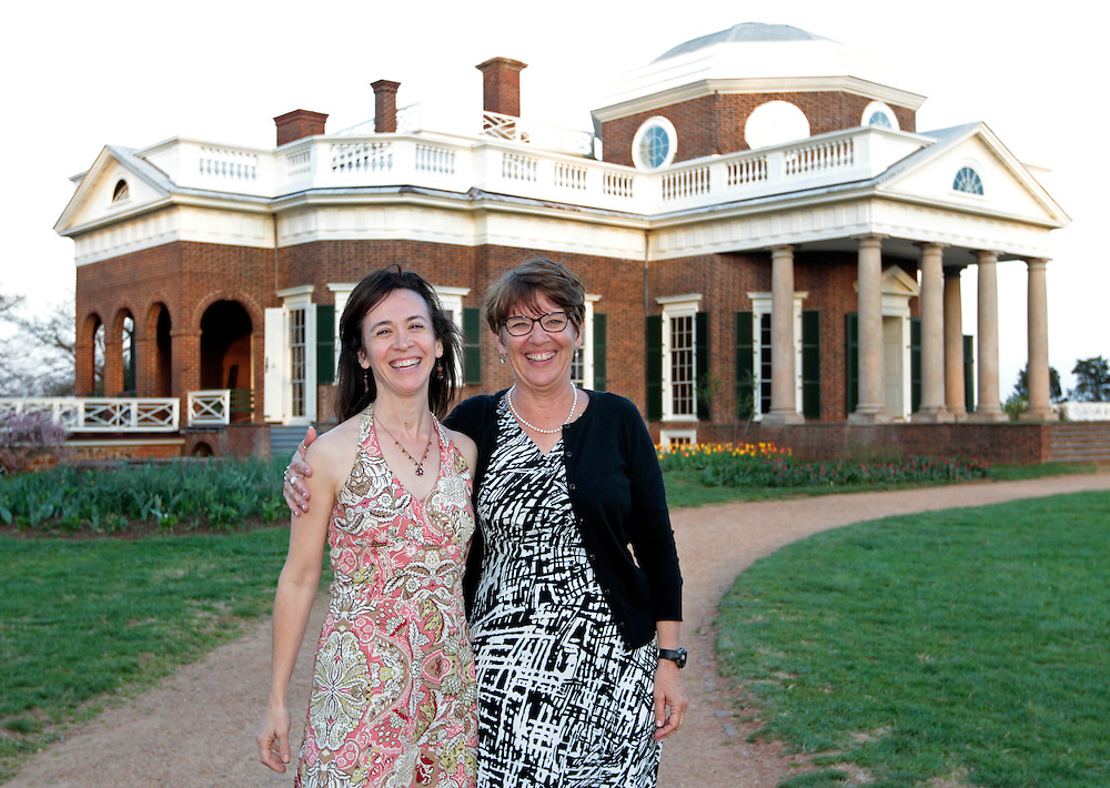 Darden EMBA cocktail reception Monticello- Sunday 4/13. Photo/Andrew Shurtleff