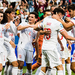 20210531: SLO, Football - European Under 21 Championship 2021, Spain vs Croatia