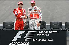 2008 rd 18 Brazilian Grand Prix