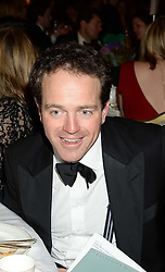 The HON.EDWARD CLIVE at Game & Wildlife Conservation Trust's annual ball held at The Savoy, London on 6th November 2013.