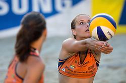 Lea Krumpak at tournament for Slovenian national championship - Drzavno prvenstvo Kranj 2013 on July 26, 2013, in Kranj, Slovenia. (Photo by Matic Klansek Velej / Sportida)
