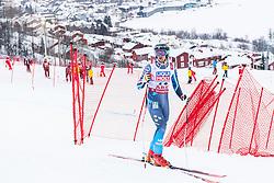 February 8, 2019 - Re, SWEDEN - 190208 Zack Monsen of Sweden at the downhill training during the FIS Alpine World Ski Championships on February 8, 2019 in re  (Credit Image: © Daniel Stiller/Bildbyran via ZUMA Press)