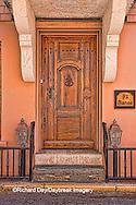 63412-01116 Brown door in St Augustine, FL