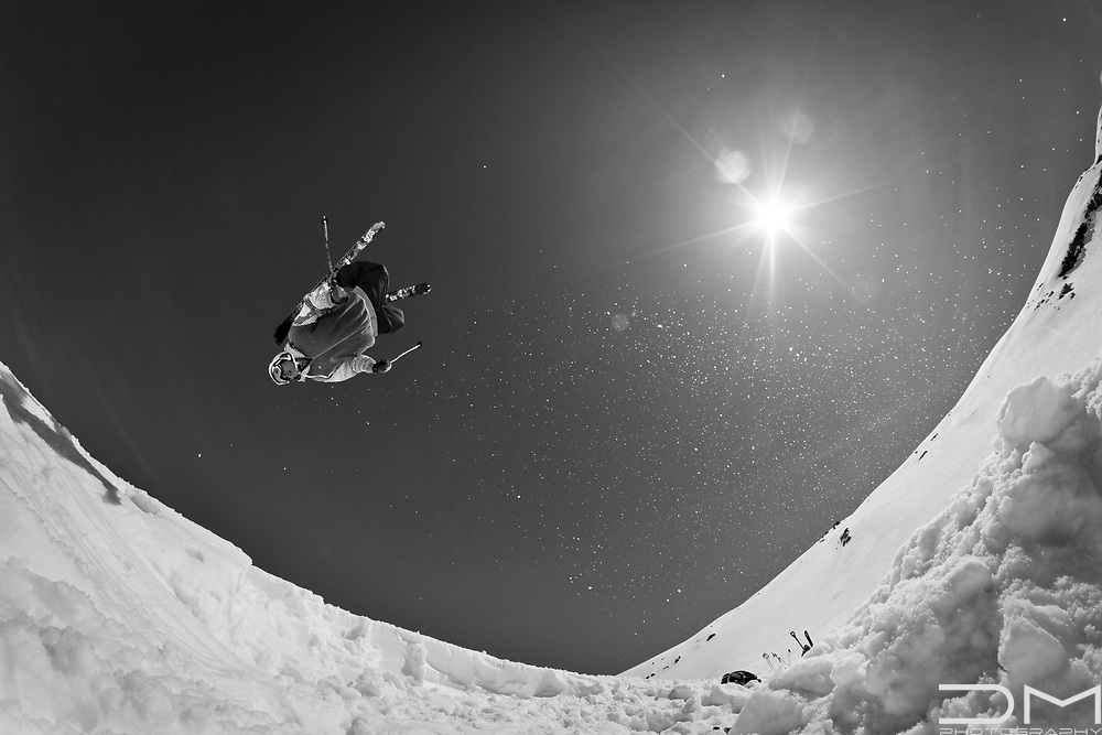 Freestyle skiing in Spain