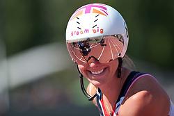 NICHOLLS Mel, GBR, 200m, T34, 2013 IPC Athletics World Championships, Lyon, France