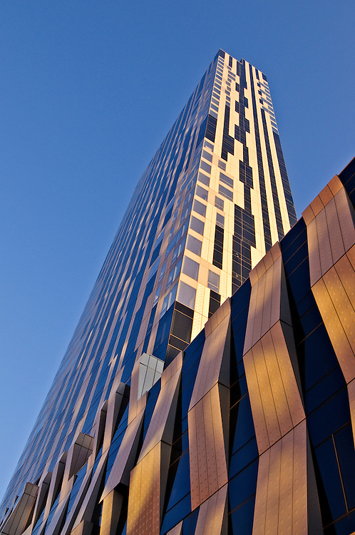 Toren designed by Skidmore, Owings and Merrill LLP Brooklyn, New York