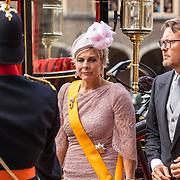 NLD/Den Haag/20190917 - Prinsjesdag 2019, Prins Constantijn en Prinses Laurentien