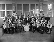 08/04/1959<br /> 04/08/1959<br /> 08 April 1959<br /> C.B.S. Westland Row, boys band, for Brother Moynihan, Christian Brothers School, Westland Row, Dublin.