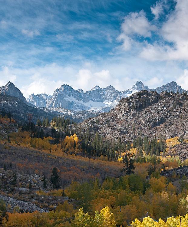 Sabrina Valley, fall colors
