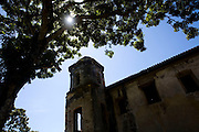 Viana, 03 de Marco de 2009...Ruinas da Igreja Nossa Senhora de Belem..Documentacao fotografica da rota historica denominada Rota Imperial da Estrada Real...Foto: Leo Drumond / Nitro