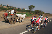 Tour of India - Nasik Stage Warm-up With RadioShack