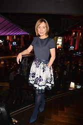 Sian Williams at the Costa Book of The Year Awards held at Quaglino's, 16 Bury Street, London England. 31 January 2017.