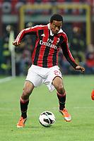 "Urby Emanuelson Milan<br /> Milano 07/10/2012 Stadio ""San Siro""<br /> Football Calcio Serie A 2012/13<br /> Milan v Inter<br /> Foto Insidefoto Paolo Nucci"