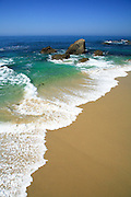 Coast of California Laguna Beach