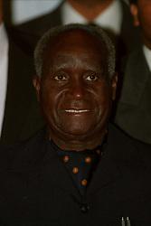 Kenneth Kaunda  Former President Of Zambia   03 November 1991     Date: 03-Nov-1991 (Credit Image: © Mary Evans via ZUMA Press)